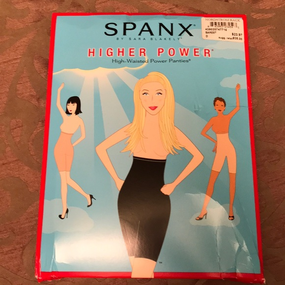 SPANX Other - Spanx Power Panties size D